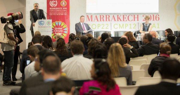 COP22: Des villes et régions s'unissent pour des actions climatiques fortes