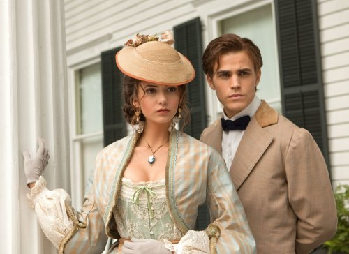 Katherine et Stefan
