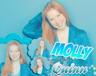 MOLLY QUINN I Décoration I Création I Newsletter I