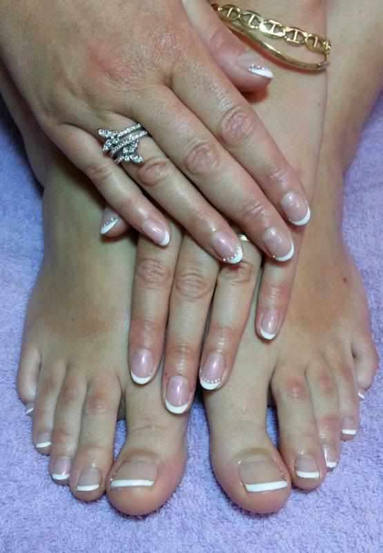 Les vernis permanent sur ongles naturels