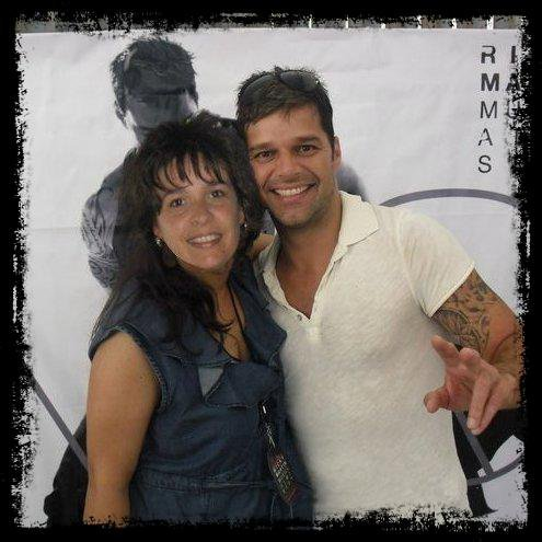 Mon blog consacré à Ricky Martin