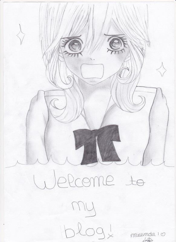 Mes nouveaux dessins :D