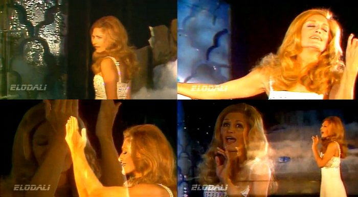 Dalida - Les clefs de l'amour