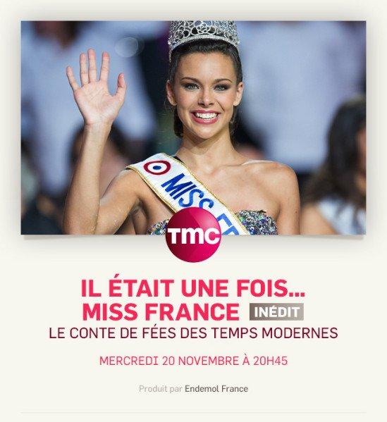 """""""Il était une fois... Miss France"""""""