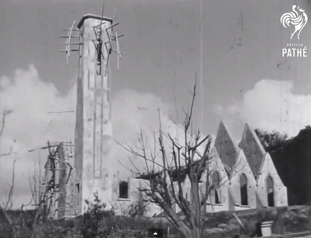 Vidéo : des images inédites du cyclone 48