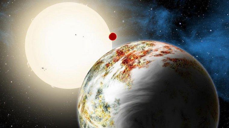 """La planète Kepler-10c surnommée """"Godzilla"""""""