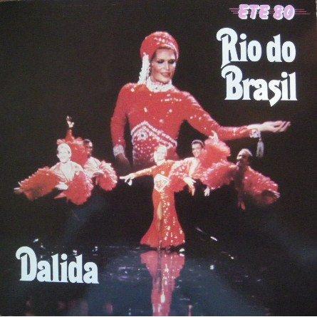 Dalida - Rio do Brasil