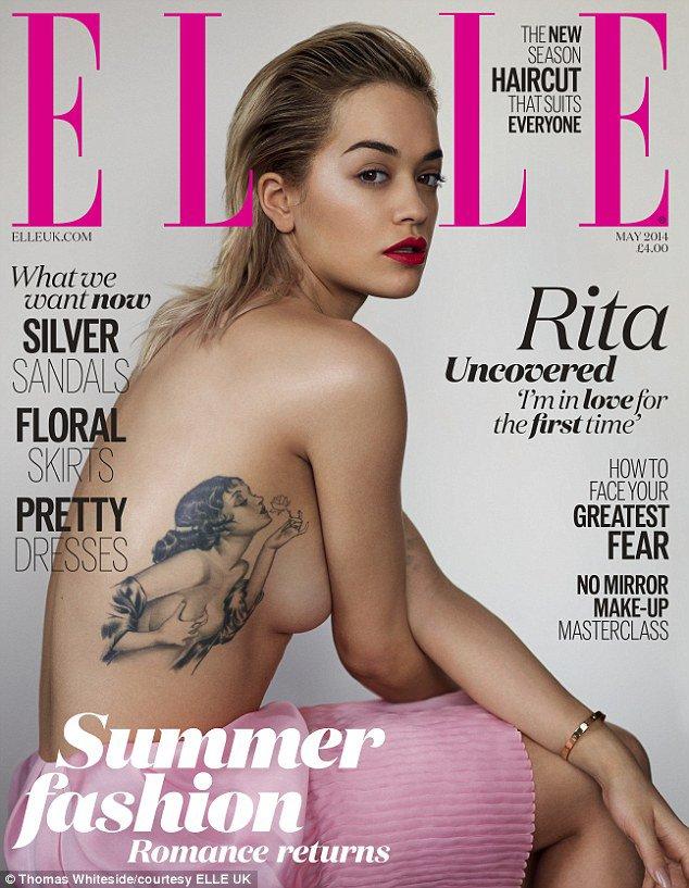 """I Will Never Let You Down"" Rita Ora"