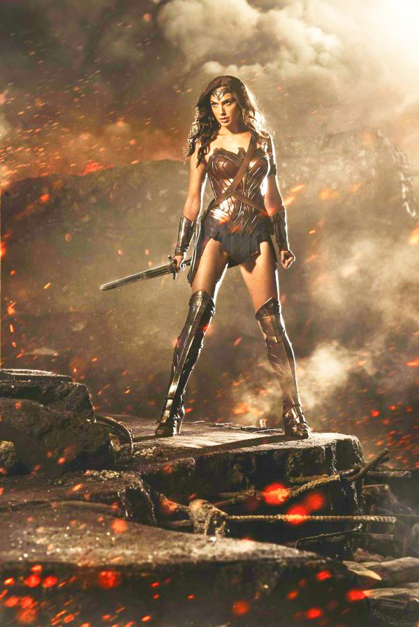 Wonder Woman : une trilogie en préparation ?