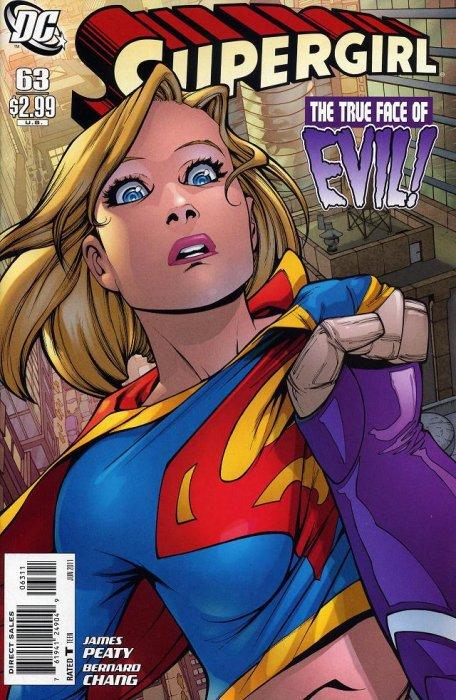 Supergirl bientôt la série!