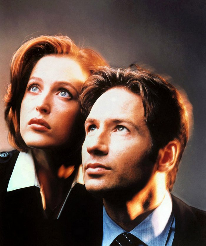 Mulder & Scully de retour?