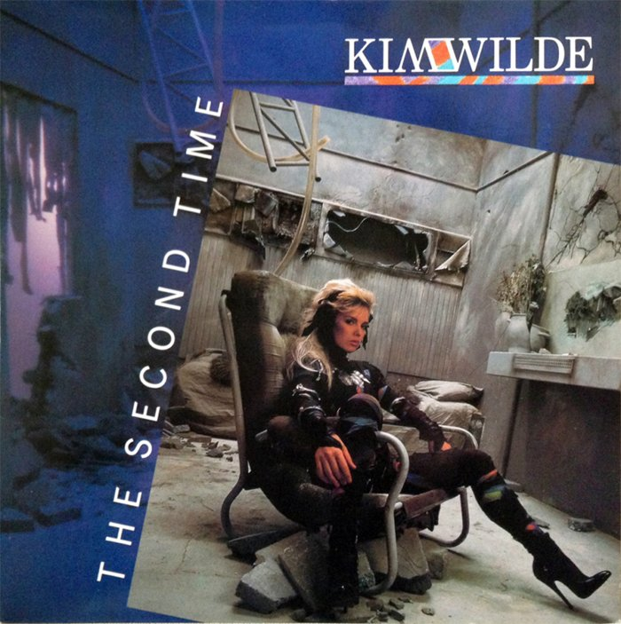 THE SECOND TIME (GO FOR IT) - KIM WILDE (1984)