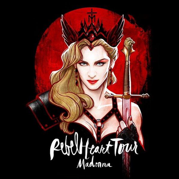 Madonna by David Kawena