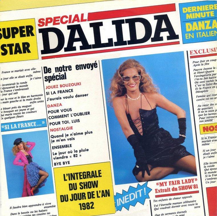 Spécial Dalida (1982)