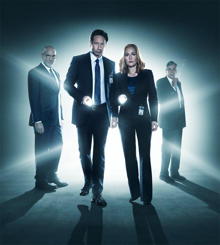 Mulder & Scully, le retour!