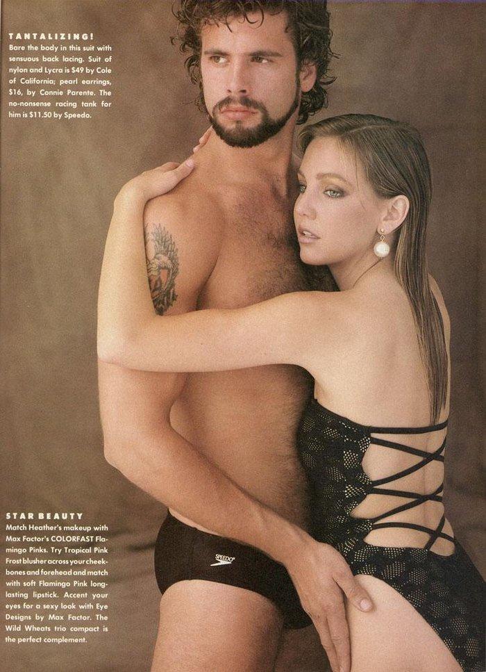 Lorenzo Lamas & Heather Locklear