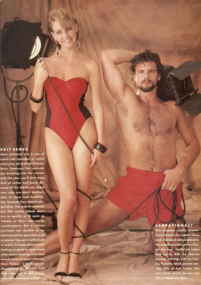 Lorenzo Lamas & Heather Locklear