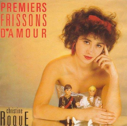 Christine Roque - Premiers frissons d'amour