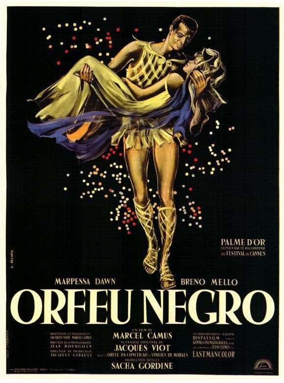 La Canción De Orfeo Manhã De Carnaval (Orfeo Negro)