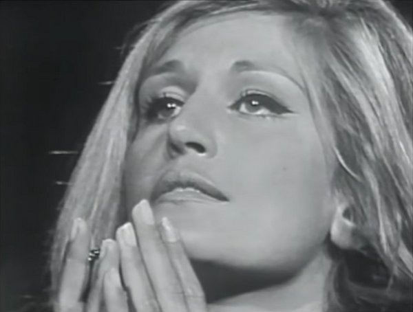 Dalida - Les Anges Noirs