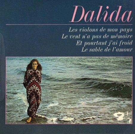 Dalida - Le vent n'a pas de mémoire