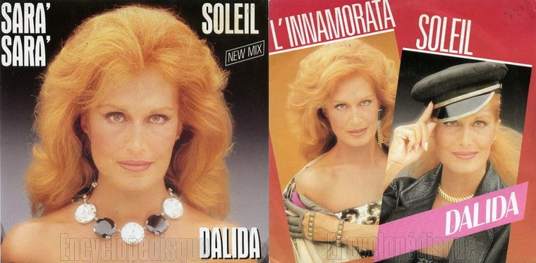Dalida - Soleil