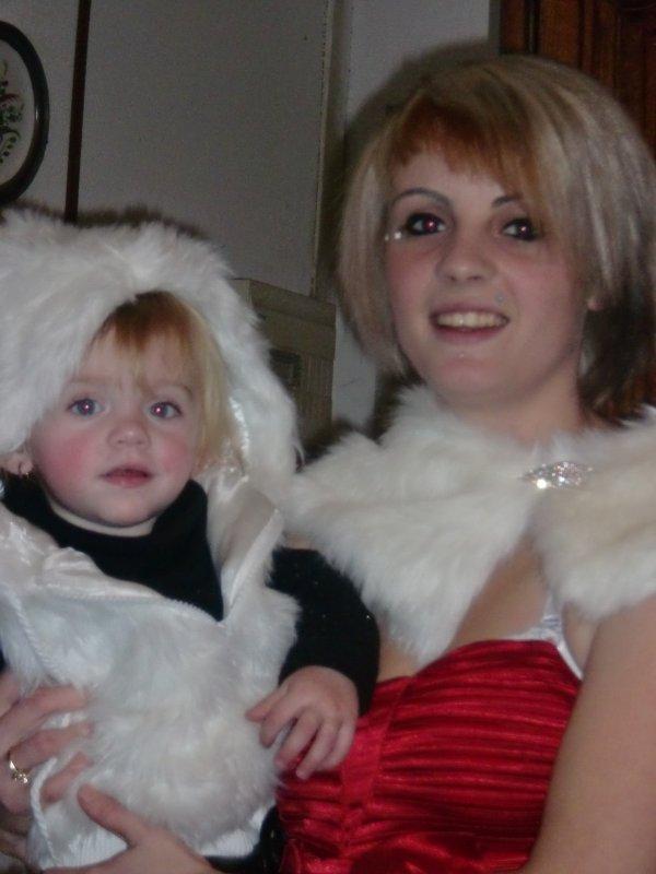 ma poupée et moi a noel 2012