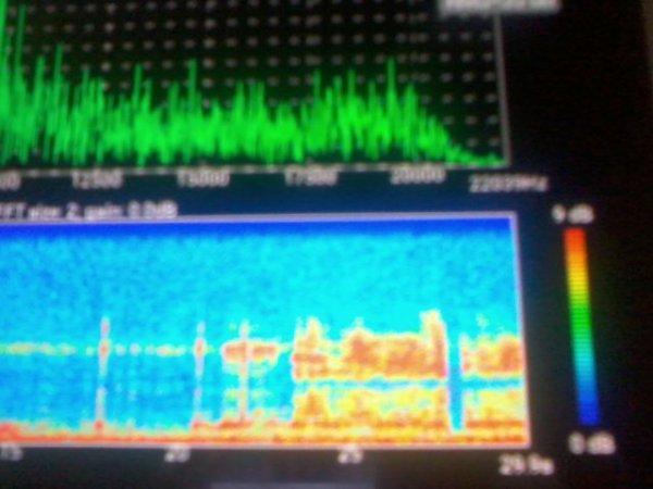 Sound Spectrum, Empathic Analysis, Alpha Theta Gamma Mediation - The Oracle, Marcos Love Shop (link: http://www.DragonflyKingdom.com) DragonflyKingdom.com