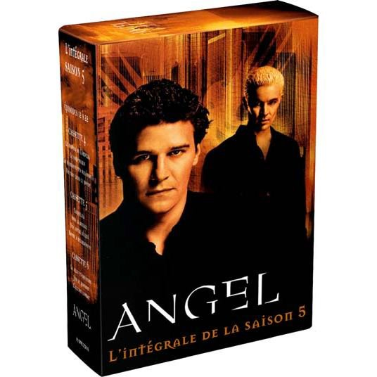 Saison 5 d'Angel