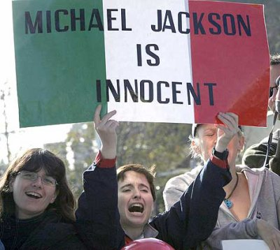 mj innocent