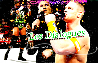 Dialogue On Wwe
