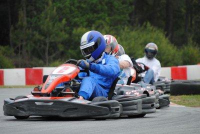 petite sortie en karting