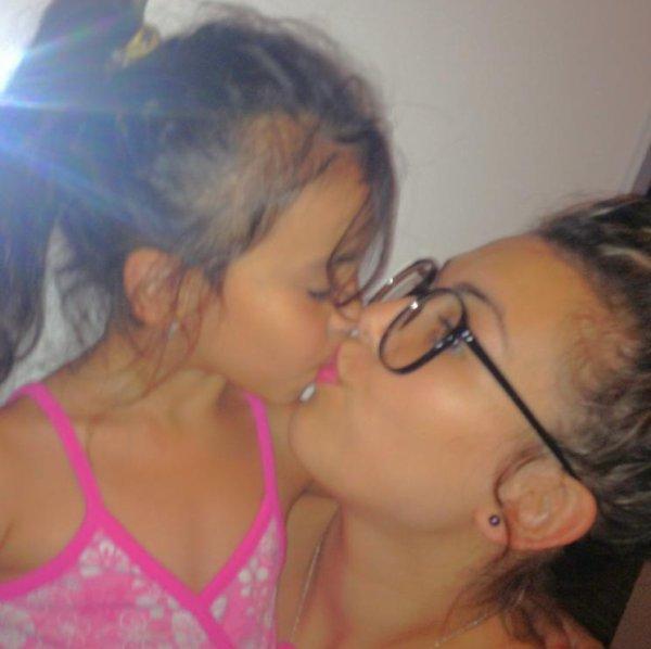 moi est moi et ma petite soeur lynda