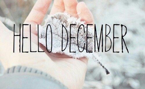 L'hiver de decembre ❄️