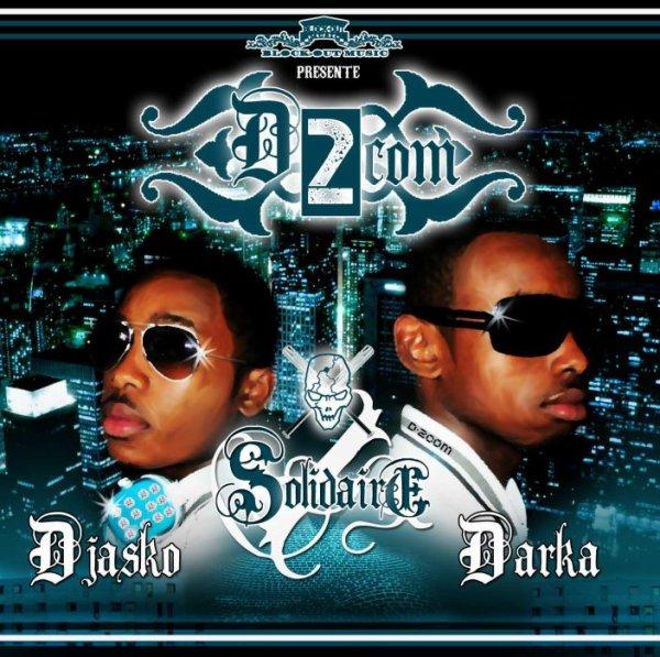 """EXTRAIT DE L'ALBUM DE D-2COM """" SOLIDAIRE """""""