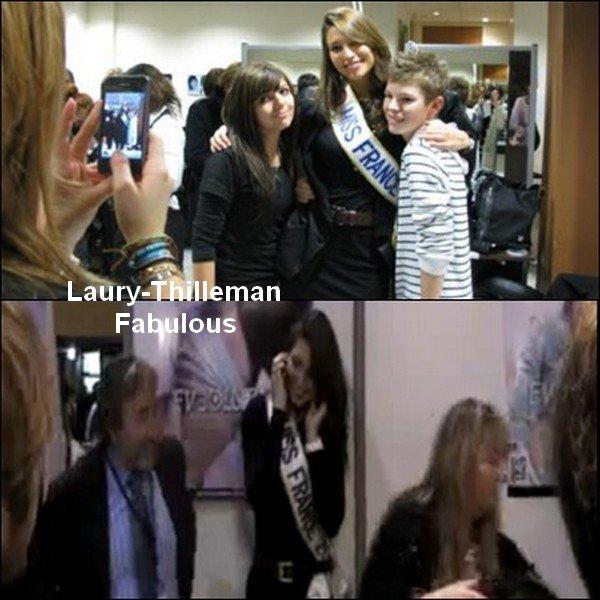 ♥Laury Au Salon De L'Etudiant , A Lille , De 10H00 à 18H00 ..