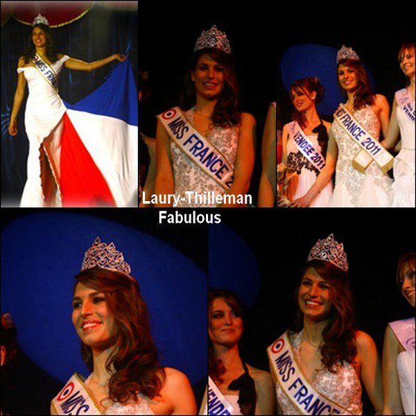 ♥Laury Etait A L'Election De Miss Vendée 2011  ..