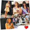 """Miss France 2011 Laury  Etait, A L'Elèction De Miss Sarthe Qui A Eu Lieu Au Mans (voir quatres premières photos...) & Elle Etait Egalement Au """"Lido"""" Avec Ses Parents (voir les trois dernières photos, venant de son twitter...) + Photos A Venir De Laury, Pendant Le """"Tour De France"""". Magnifique (l)"""