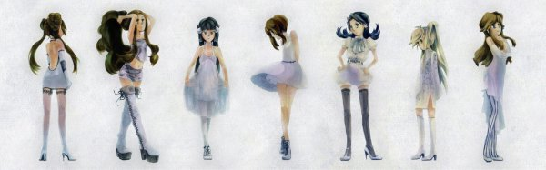 Elles sont magnifique ;)