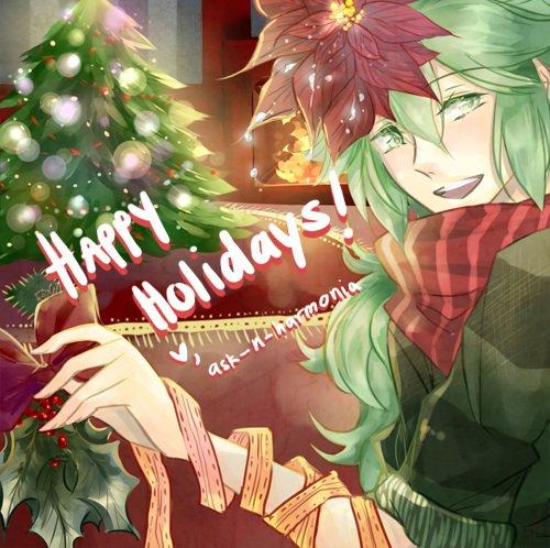 Joyeux Noël (en avance XD)