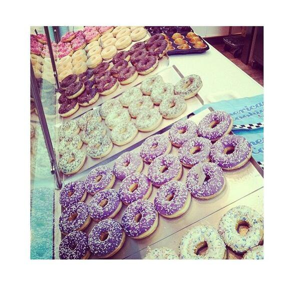 Donuts *____*