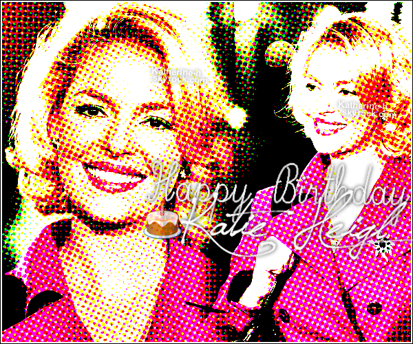 24th November 1978 - 24th November 2o11   Il y a exactement 34 ans, Katherine Marie Heigl a vu le jour à Washington DC ...