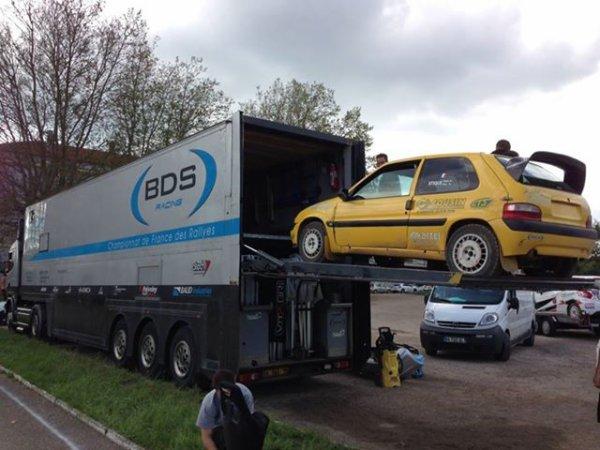 Rallye Terre de Langres 2013