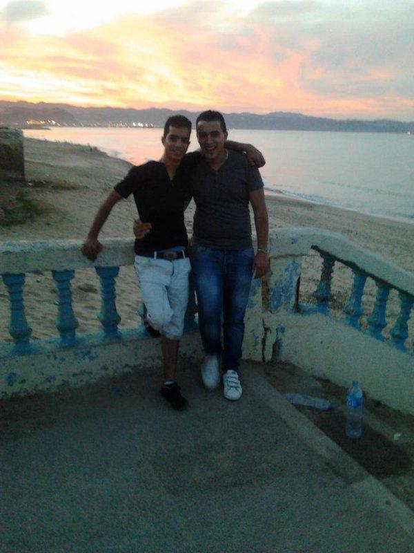 moi et mon frero maliik !!!