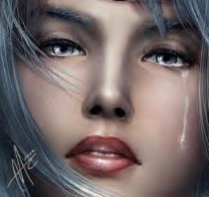 L 'amour naît d'un regard, vit d'un baiser et meurt...