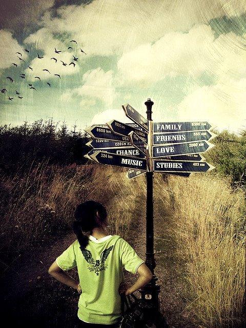 Trouver la bonne voie...