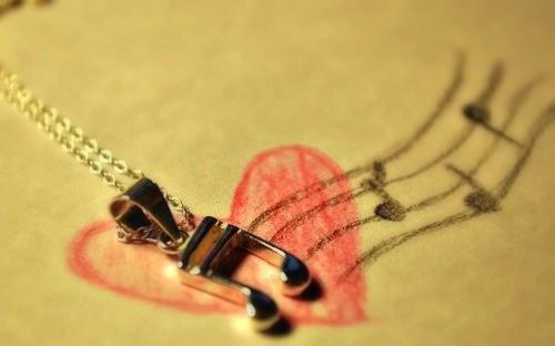Note de musique...♥