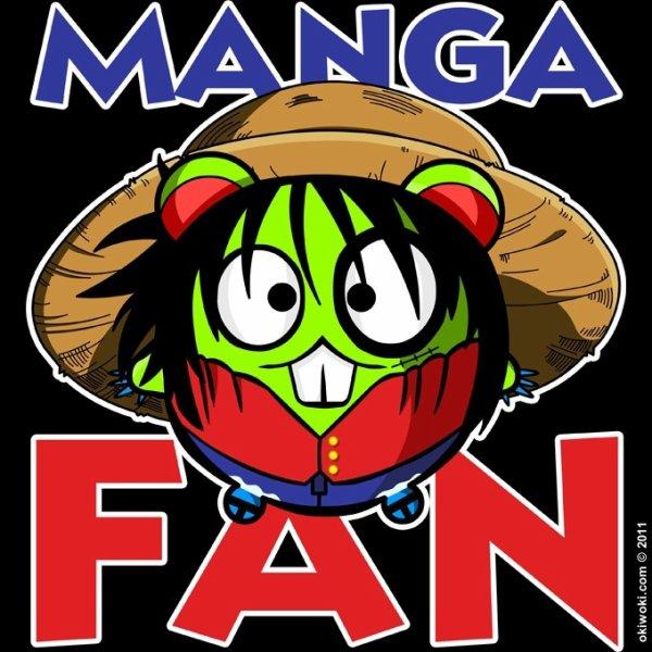 Fan de manga... ♥