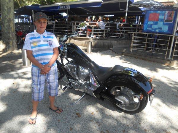 La moto à mon père MDR