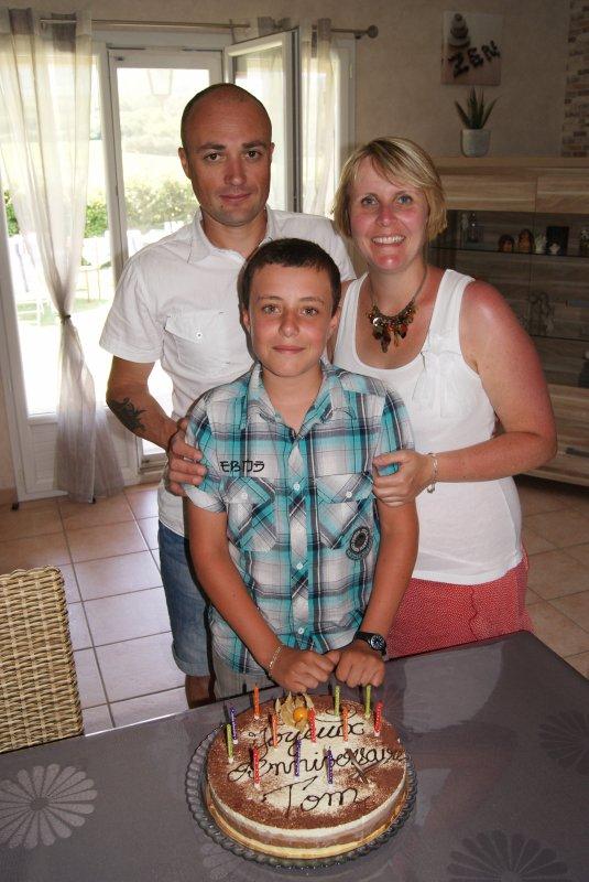 Mes parents !